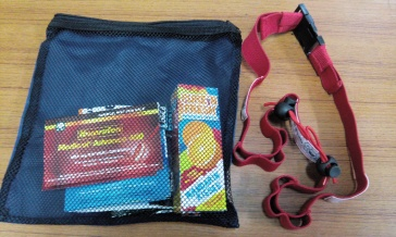 Loots inside: Ibuprofen,Paracetamol, Banana, Feminine Wash, etc.
