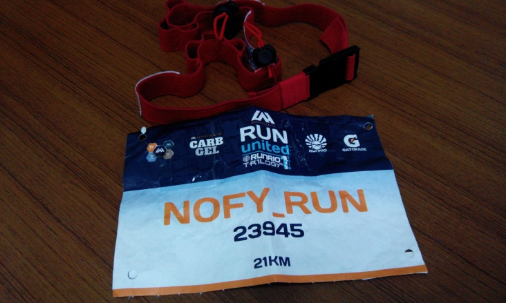 Personalized Bib: Nofy_Run