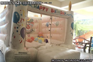 Venue Set Up 6: Inflatable_1