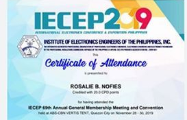 69th AGM - IECEP